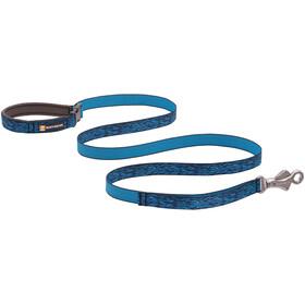 Ruffwear Flat Out Leash, bleu